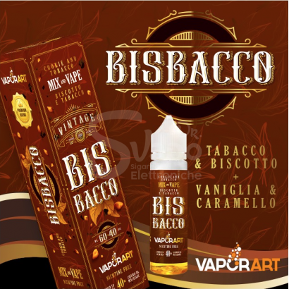 Bis Bacco - Mix & Series 40ml - VaporArt