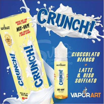 Crunch - Mix & Series 40ml - VaporArt