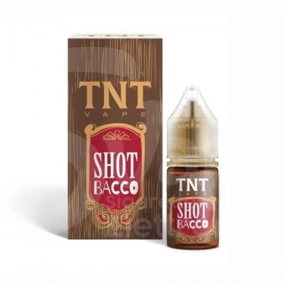Shot Bacco - TNT Vape - Concentrated Aroma 10ml