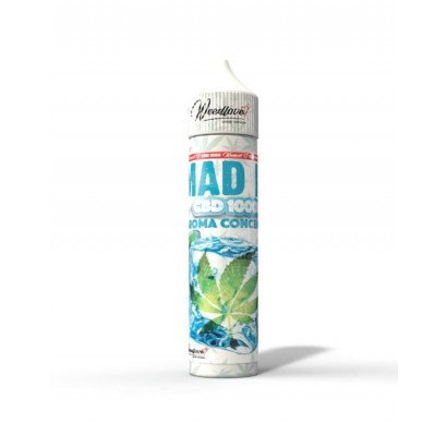 Mad Ice CBD 1000 Weedlove - Aroma Cannabis 20ml