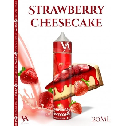 Strawberry Cheesecake - Valkiria - Aroma 20ml + 40ml