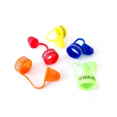 Protective silicone ring with drip tip cover for Electronic Cigarettes