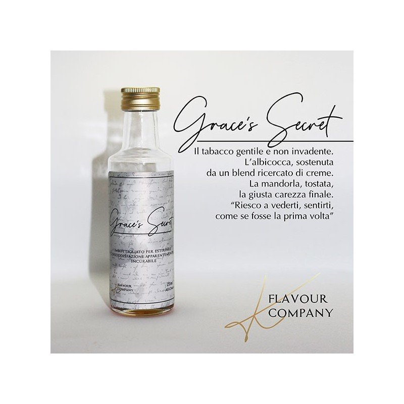 GRACE'S SECRET - K Flavour Company - Aroma 25 ml