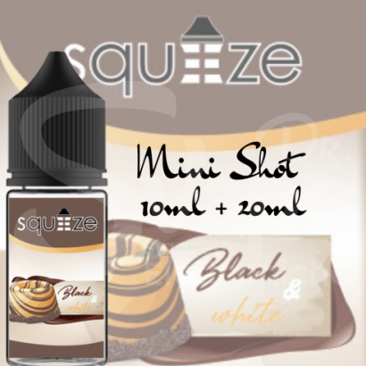 Black & White - Squeeze - Aroma Mini Shot 10ml