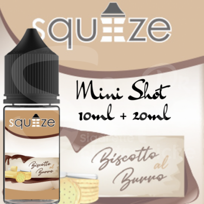 Biscotto al Burro - Squeeze - Aroma Mini Shot 10ml