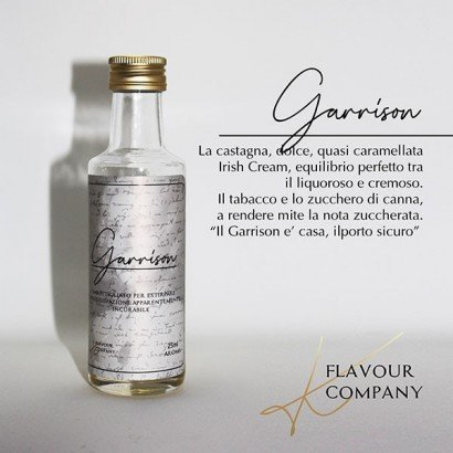 GARRISON - K Flavour Company - Aroma 25 ml