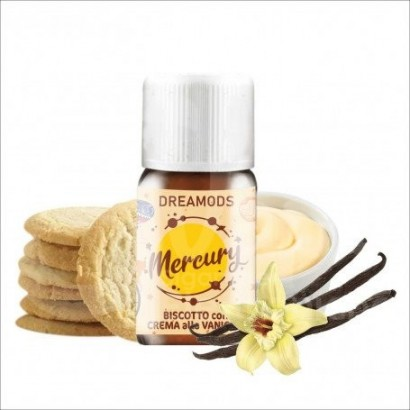 Mercury - Dreamods Rocket Series Aroma Concentrato 10ml