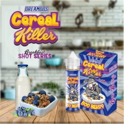 Boo Berry Cereal Killer - Dreamods Aroma Shot Serie 20ml