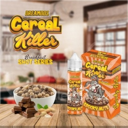 Spooky Nuts Cereal Killer - Dreamods Aroma Shot Series 20ml
