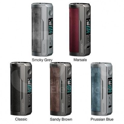 Drag X Plus 100W Box Mod - Voopoo