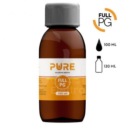 Propylène Glycol Full PG 100ml - PURE - Flacon 120ml