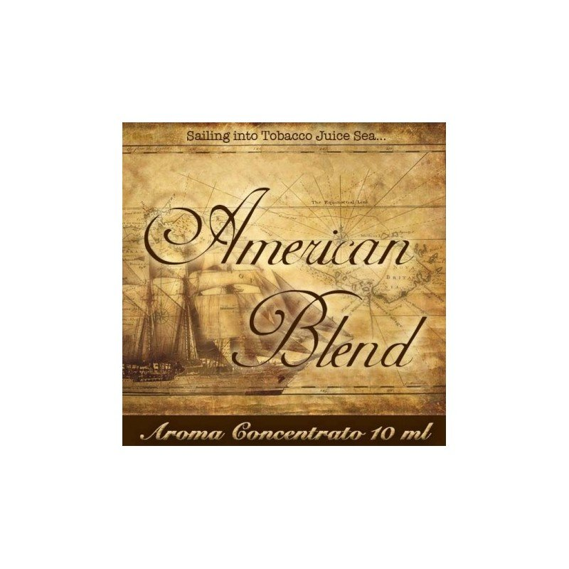 American Blend - Aroma concentrato 10 ml - BlendFeel