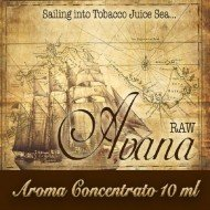 Avana (Raw) - Aroma concentrato 10 ml - BlendFeel