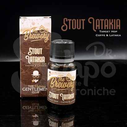 Concentrated Aroma The Vaping Gentlemen Club - Stout Latakia - The Brewery