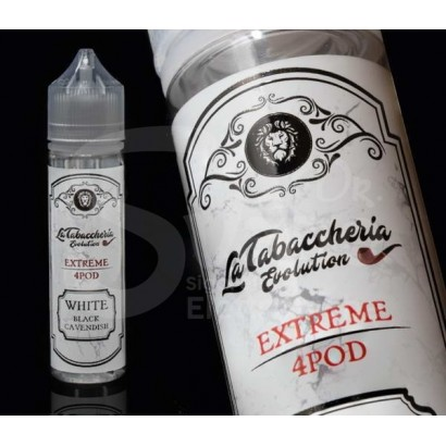 White Black Cavendish - La Tabaccheria Extreme 4 pod - Aroma 20ml