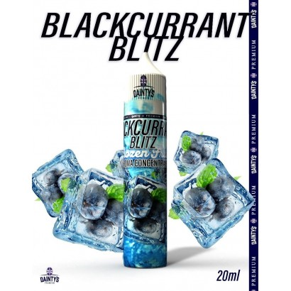 BlackCurrant Blitz - Dainty's Aroma Shot Series 20ml