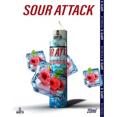 Sour Attack - Dainty's Aroma Shot Series 20ml