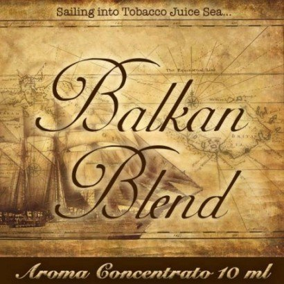 Balkan Blend - Concentrated aroma 10 ml - BlendFeel