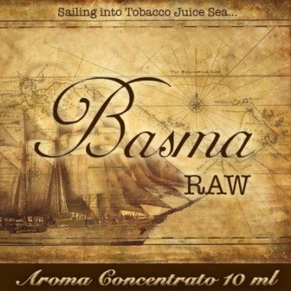 Basma (Raw) - Concentrated BlendFeel