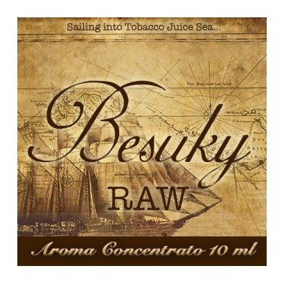 Besuky (Raw) - Aroma concentrato 10 ml - BlendFeel
