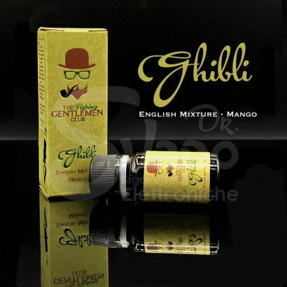 Aromi Concentrati Aroma Concentrato Ghibli - The Vaping Gentlemen Club 11ml