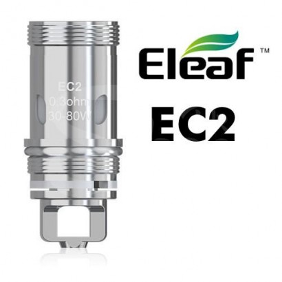 Eleaf EC2 0.3oHm resistance for Melo and iJust