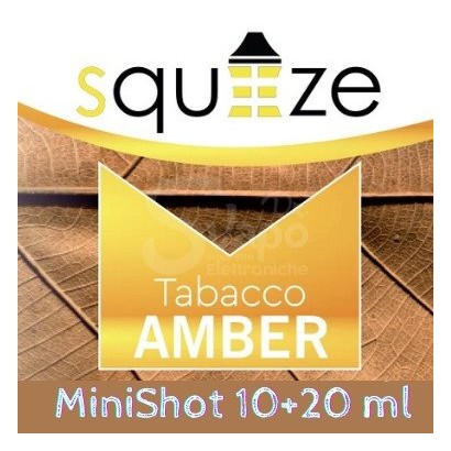 Aroma Tabacco Amber - Squeeze 10ml
