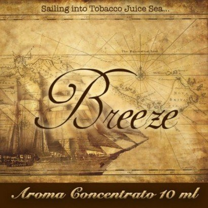 Breeze - Aroma concentrato 10 ml - BlendFeel