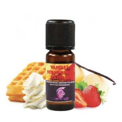 Vanilla Strawberry Waffle V2 - Twisted Concentrated Aroma 10ml