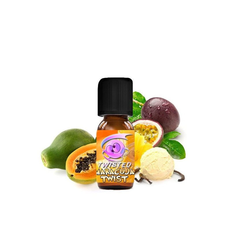 Maracuja Twist - Twisted Aroma Concentrato 10ml
