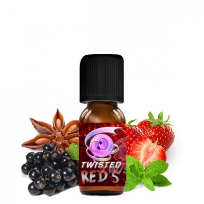 Red 5 - Twisted Concentrated Aroma 10ml