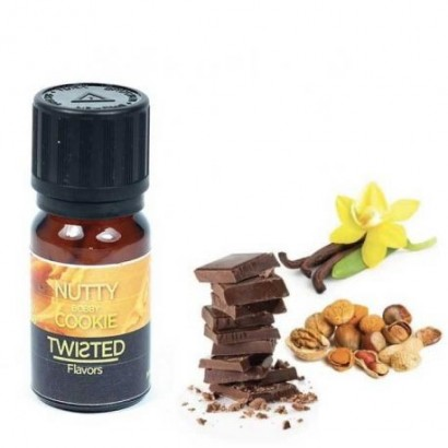 Aromi Concentrati Nutty Bobbie Cookie - Twisted Aroma Concentrato 10ml