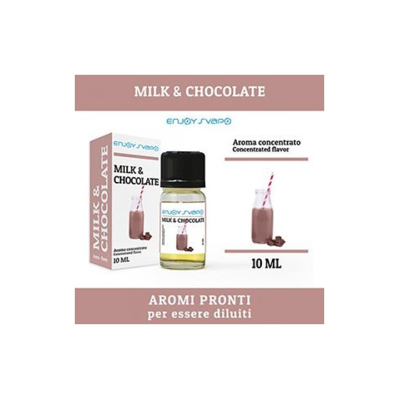 NEW Milk & Chocolate - Aroma 10 ml - Enjoy Svapo