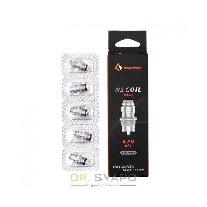 Geekvape - Coil Frenzy Kit 0.7ohm