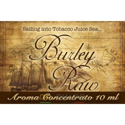 Burley (Raw) - Aroma concentrato 10 ml - BlendFeel