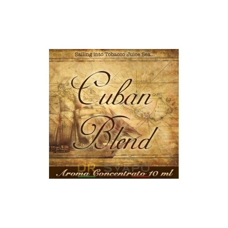 Cuban Blend - Aroma concentrato 10 ml - BlendFeel