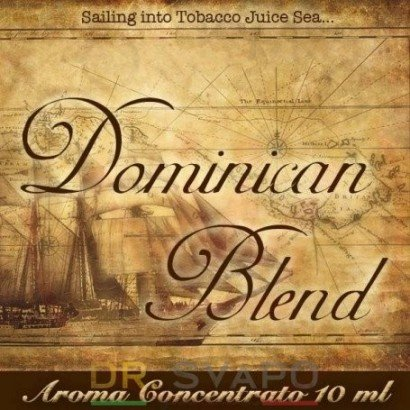 Dominican Blend - Aroma concentrato 10 ml - BlendFeel