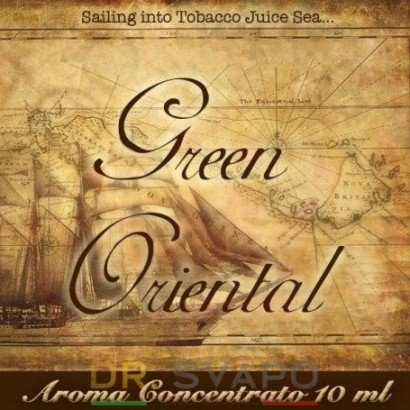 Green Oriental - Concentrated aroma 10 ml - BlendFeel