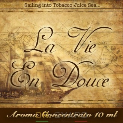 La vie en douce - Concentrated aroma 10 ml - BlendFeel