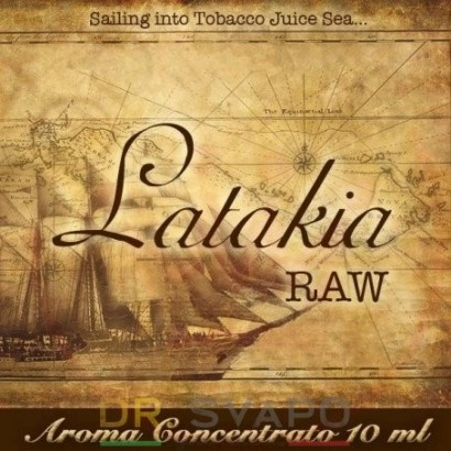 Latakia (Raw) - Concentrated BlendFeel