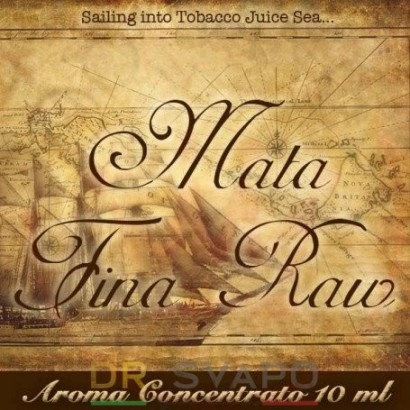 Mata Fina (Raw) - Concentrated BlendFeel