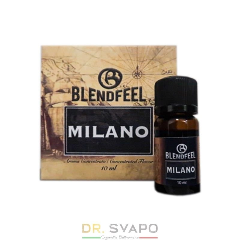 Milano - Concentrated aroma 10 ml - BlendFeel