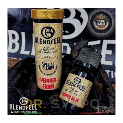 Pepper Farm - Concentrated BlendFeel