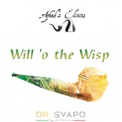 Will 'o The Wisp - Aroma naturale al tabacco 10 ml - Azhad's Elixirs