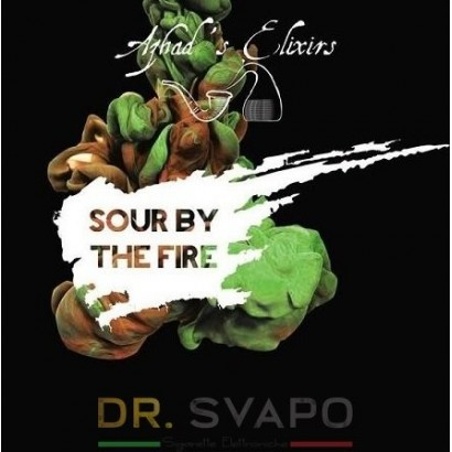 Sour by the fire - Aroma naturale 10 ml - Azhad's Elixirs