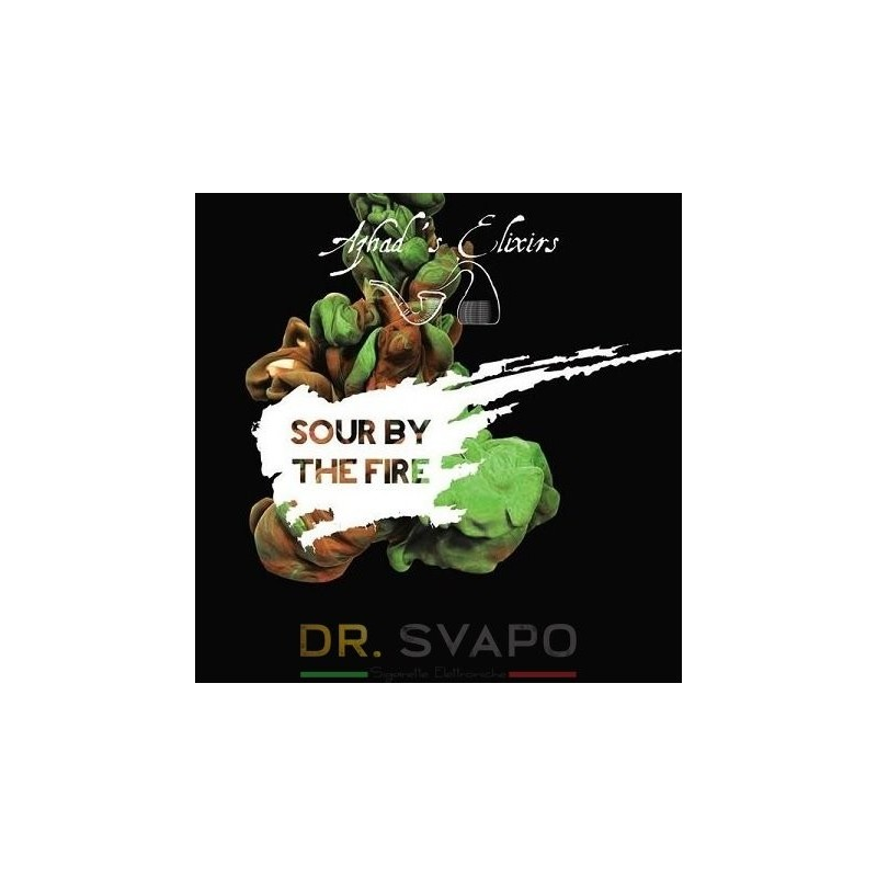 """Sour by the fire - Natural <span translate=""""no"""">Azhad's Elixirs</span>"""