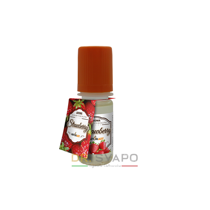 Strawberry - Aroma 10 ml - Squeezy