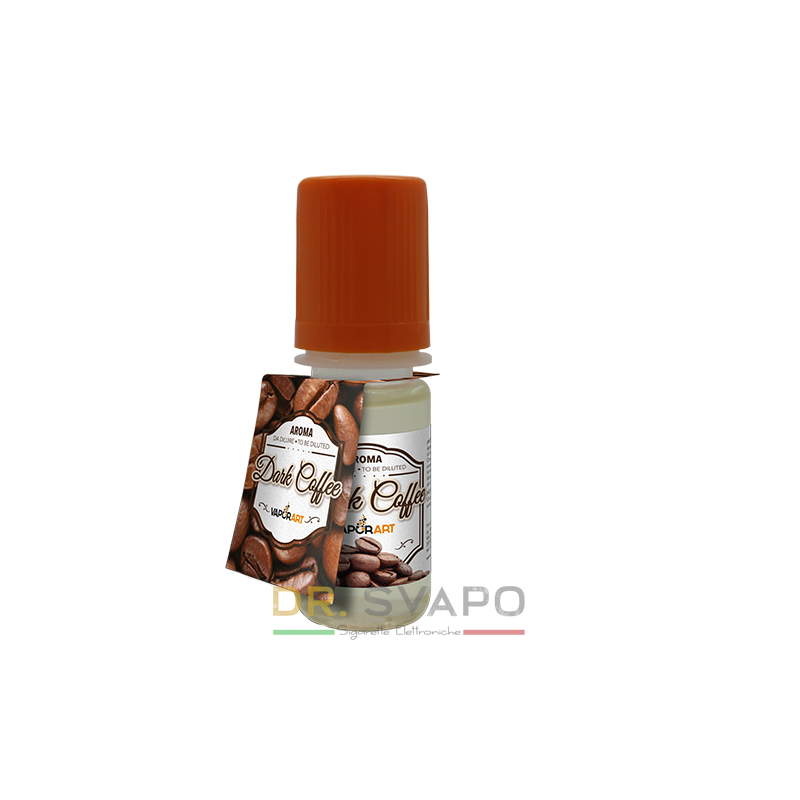 Dunkler Kaffee - Aroma 10 ml - Squeezy