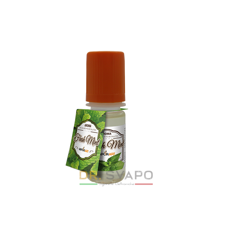 Fresh Mint- Aroma 10 ml - Squeezy
