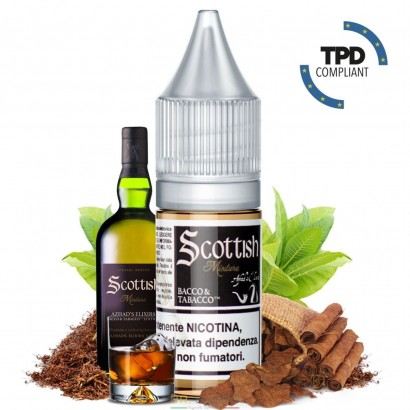 Scottish Mixture - Liquido pronto TPD 10 ml - Azhad's Elixirs